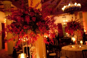 Fall Floral Corporate Events at Don Room San Diego